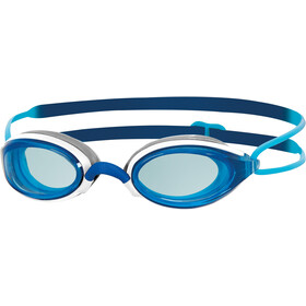 Zoggs Fusion Air Lunettes de protection, navy/blue/tint
